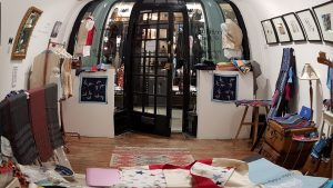 Peregrine Jude Piccadilly Pop-Up Shop